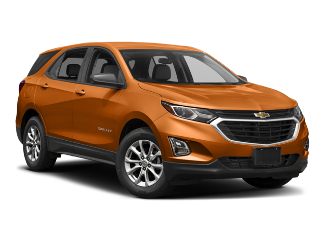 New 2018 Chevrolet Equinox Ls 4d Sport Utility In