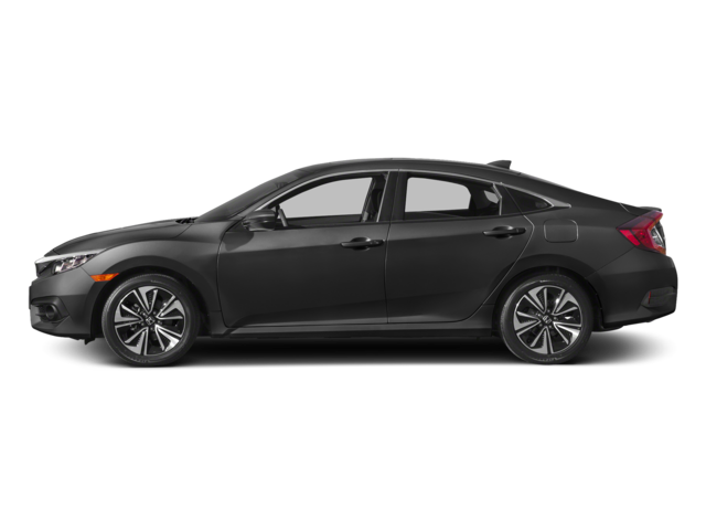 New 2017 Honda Civic Ex L 4d Sedan In Salt Lake City