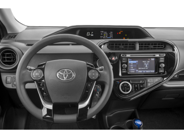New 2019 Toyota Prius c Upgrade Pkg. I Intermittent Wipers I Tonneau Cover