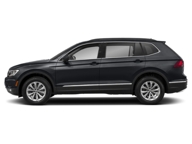 New 2020 Volkswagen Tiguan Trendline 2.0 8sp at w/Tip 4M