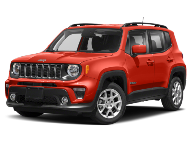 New 2019 JEEP Renegade Altitude 4x4