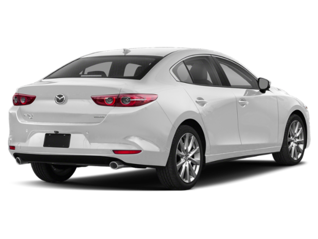 New 2019 Mazda3 GT Auto i-ACTIV AWD - Heated Seats