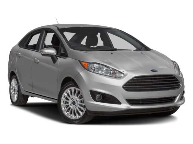 New 2017 Ford Fiesta Titanium