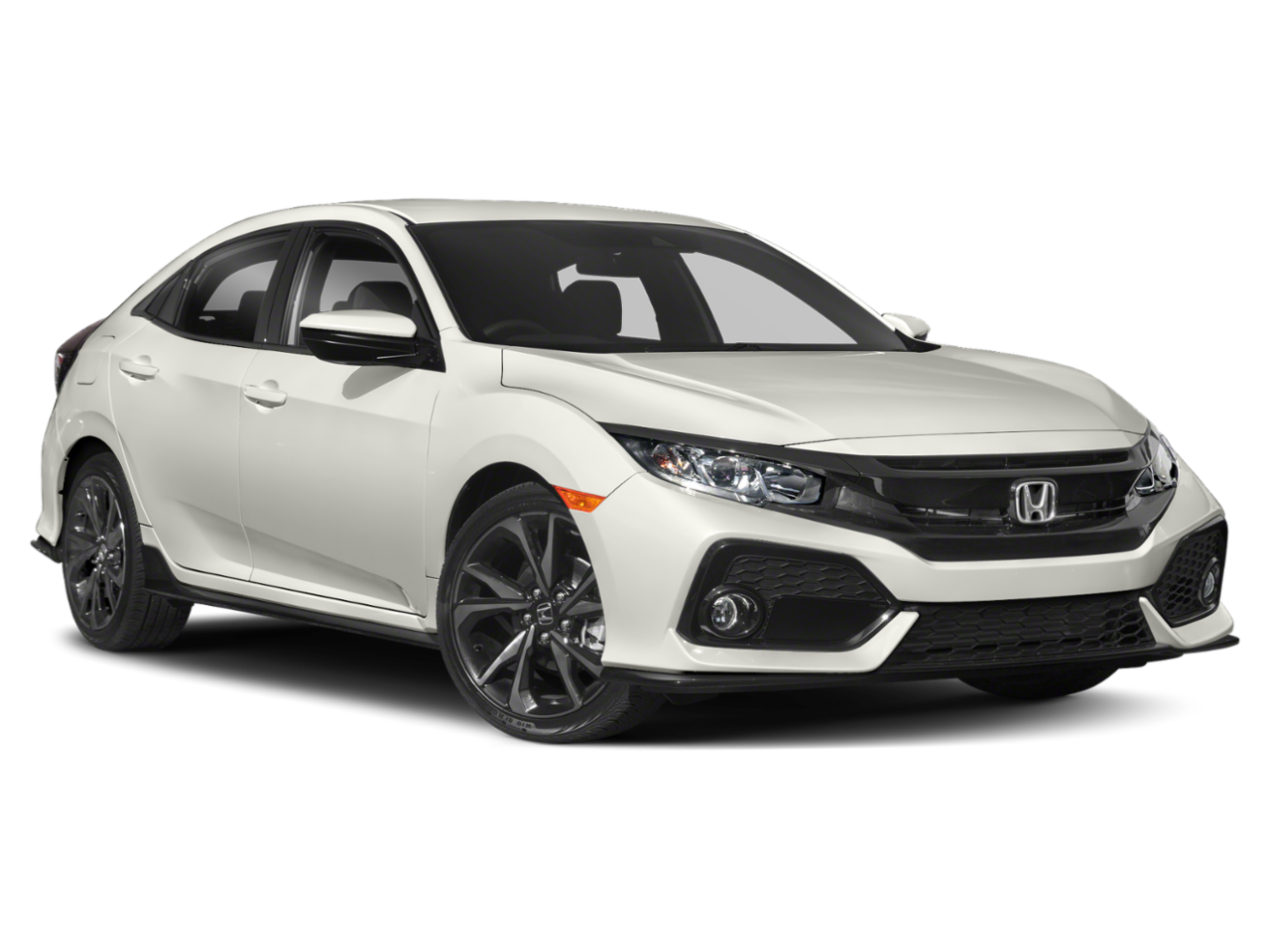 New 2019 Honda Civic Hatchback Sport CVT
