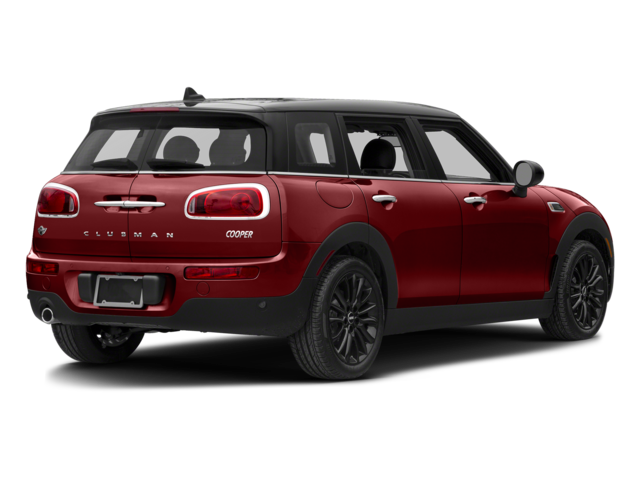 New 2017 Mini Clubman Cooper All4 Awd Cooper All4 4dr