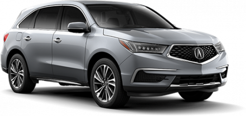 New 2017 Acura MDX with Technology Package