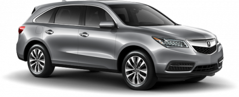 New 2015 Acura Mdx SH-AWD with Technology Package