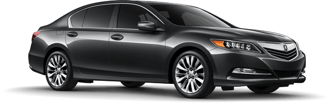 New 2016 Acura RLX with Technology Package