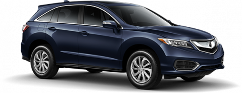 New 2018 Acura RDX w/Tech