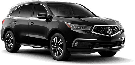 New 2017 Acura MDX SH-AWD with Advance Package With Navigation & AWD