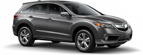 Certified Pre-Owned 2015 Acura RDX with Technology Package
