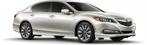 New Acura RLX Sport Hybrid SH-AWD with Advance Package