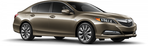 New 2017 Acura Rlx Sport Hybrid Sh Awd With Advance Package