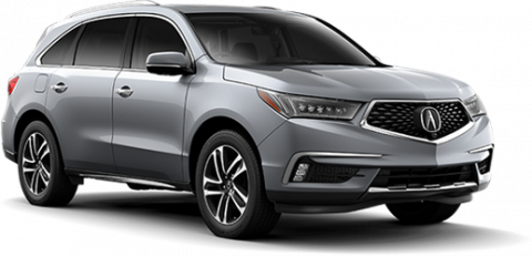 New 2017 Acura Mdx With Advance Package