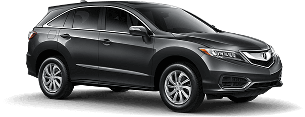 New 2017 Acura RDX AWD with Technology and AcuraWatch Plus Packages With Navigation