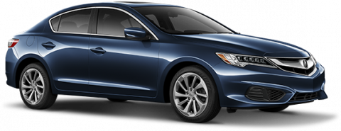 New 2017 Acura ILX with Premium Package Front Wheel Drive 4dr Car