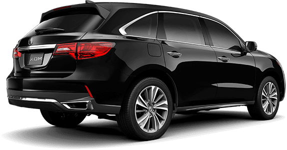 new 2017 acura mdx with technology package sport utility. Black Bedroom Furniture Sets. Home Design Ideas