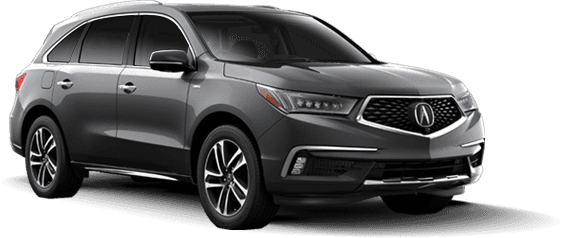 New 2017 Acura MDX Sport Hybrid SH-AWD with Advance Package Sport Utility