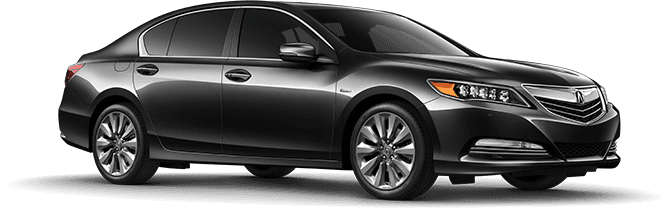 New 2016 Acura RLX Hybrid Advance Package