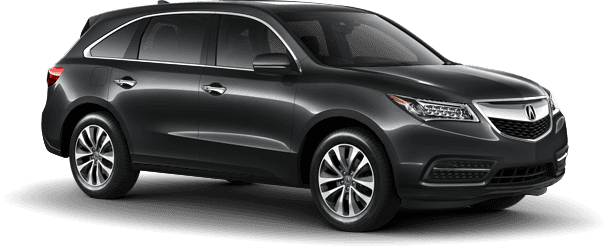 New 2016 Acura MDX SH-AWD with Technology Package