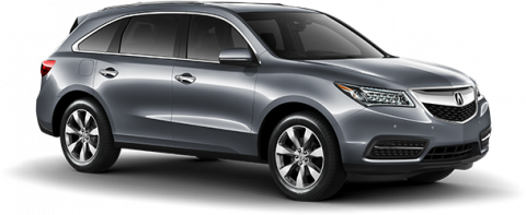 New 2016 Acura MDX SH-AWD with Advance Package 4D Sport Utility in ...