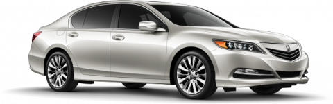New Acura RLX with Technology Package