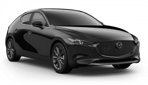 New 2019 Mazda3 Hatchback FWD Auto w/Preferred Pkg