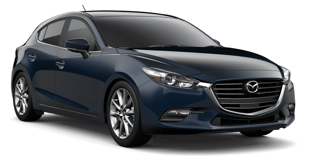New 2018 Mazda3 5-Door Touring Manual