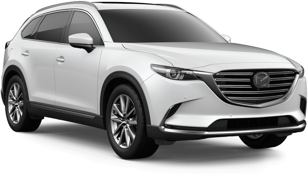 Mazda Cx 9 >> New 2019 Mazda Cx 9 Signature With Navigation Awd