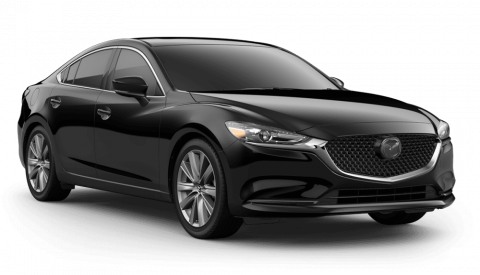 New 2020 Mazda6 Touring Front Wheel Drive Sedan