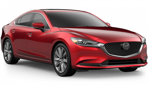 New 2019 Mazda6 Touring Front Wheel Drive 4dr Car