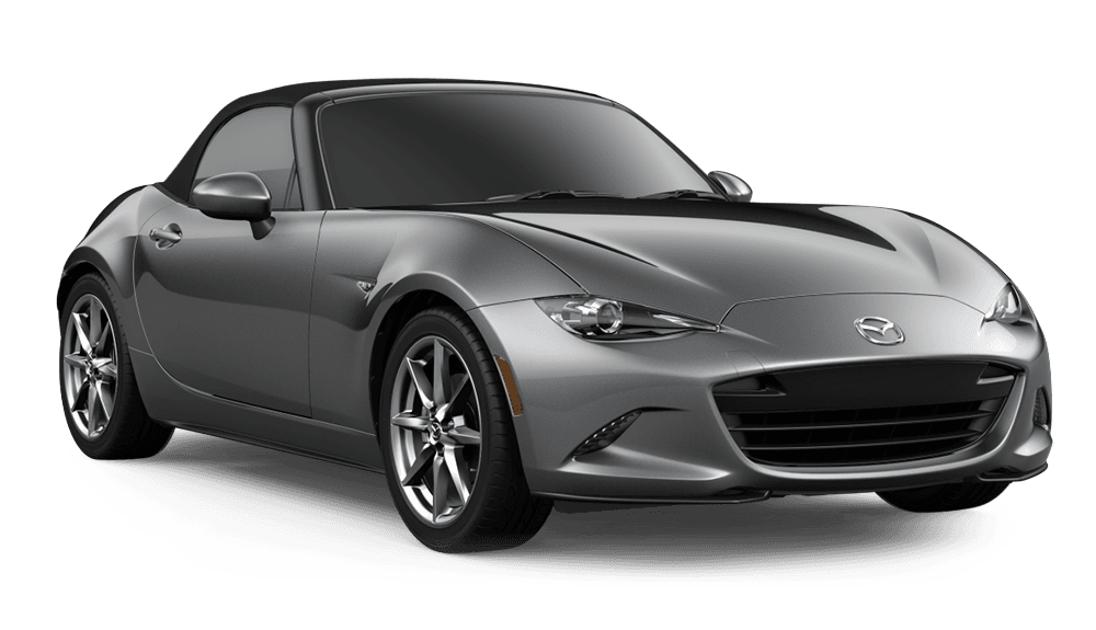 New 2020 MAZDA MX-5 Miata Grand Touring Auto