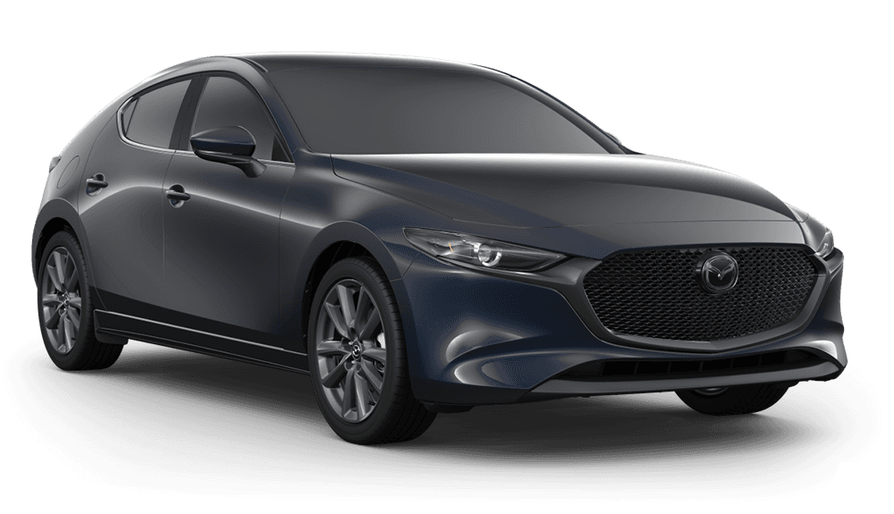 New 2020 Mazda3 Hatchback
