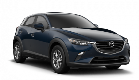 New Mazda CX-3 4DR AWD SPORT