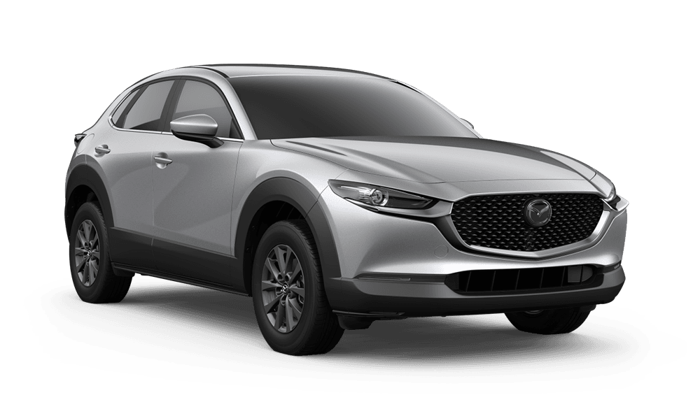 New 2020 Mazda CX-30 Base FWD