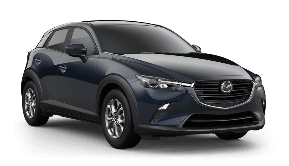 New 2020 Mazda CX-3 Sport 4D Sport Utility in Orchard Park ...