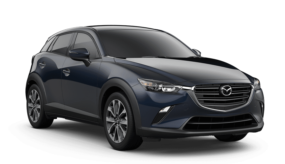 New 2019 Mazda CX-3 Touring AWD