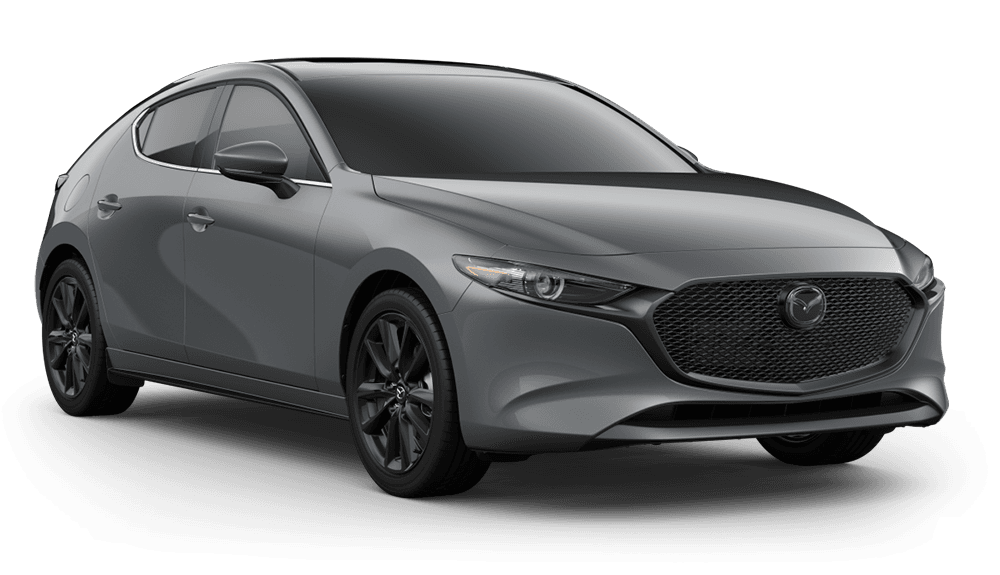 New 2020 Mazda3 Hatchback PREMIUM FWD Hatchback