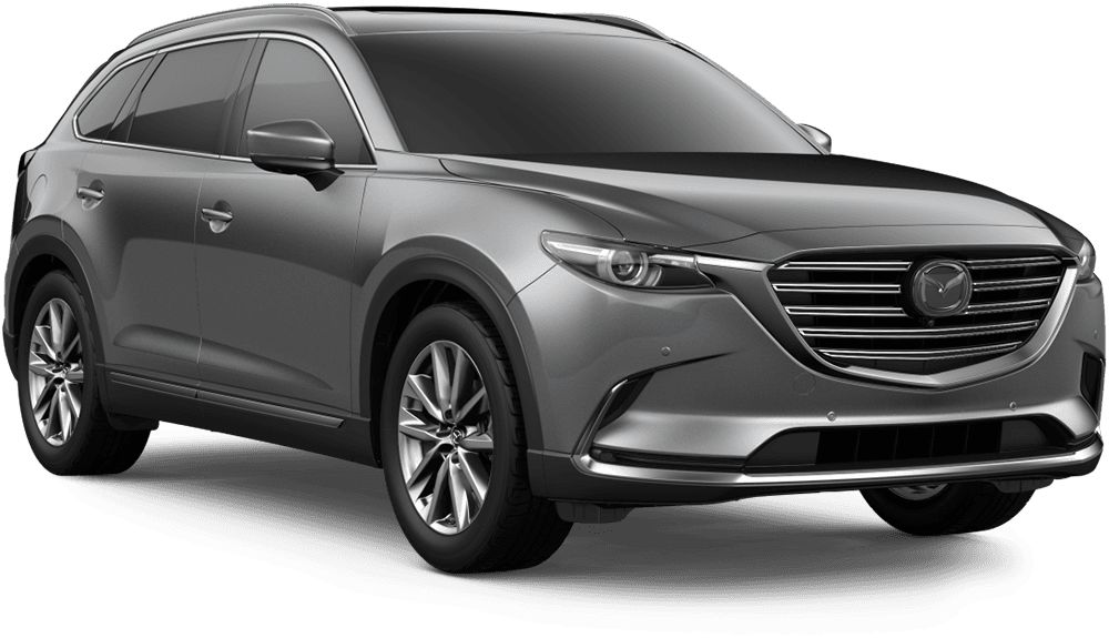 New 2019 Mazda CX-9 Grand Touring With Navigation & AWD
