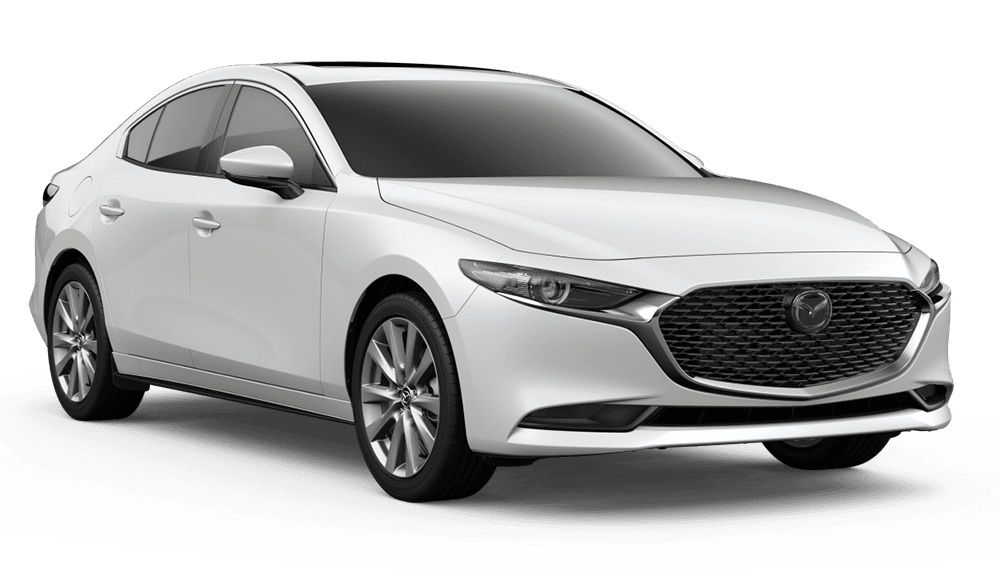 New 2019 Mazda3 Premium w/Premium Package