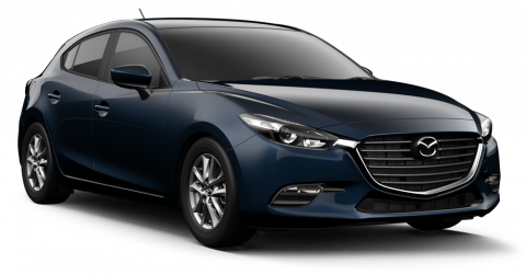 New Mazda3 Sport Hatchback