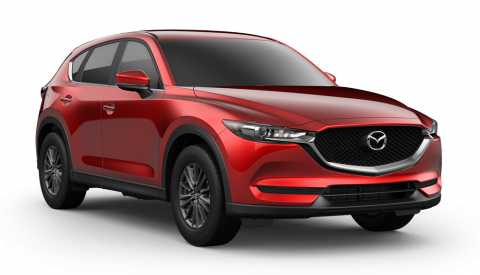 New 2019 Mazda CX-5 Sport Front Wheel Drive Automatic