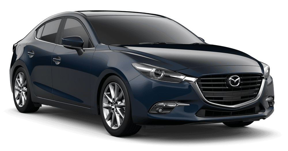 New 2018 Mazda3 Grand Touring Base FWD 4D Sedan