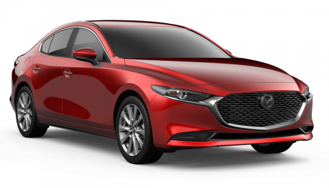 New 2020 Mazda3 Sedan w/Preferred Pkg AWD