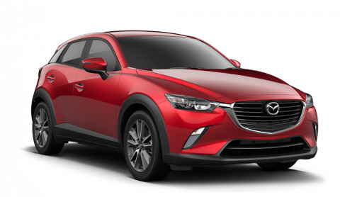 New Mazda CX-3 4DR AWD TOURING