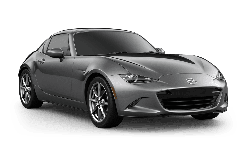 New 2020 Mazda Miata RF Grand Touring