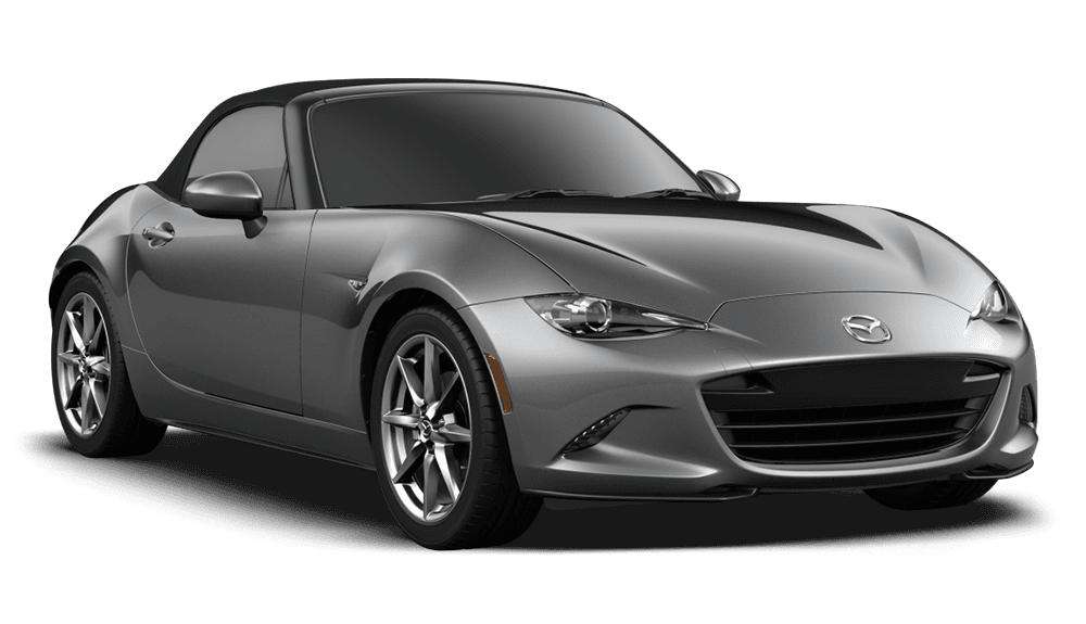 New 2019 Mazda MX-5 Miata Grand Touring Manual