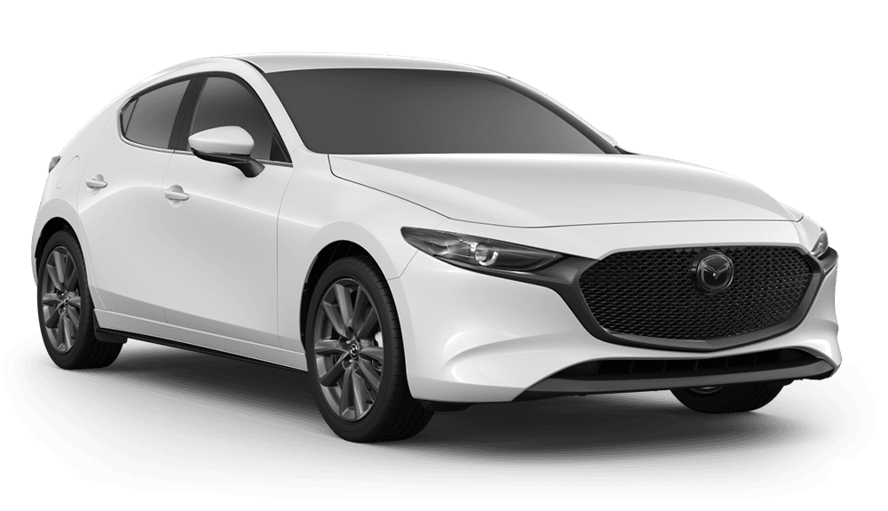 New 2020 Mazda3 Hatchback w/Premium Pkg Front Wheel Drive Hatchback