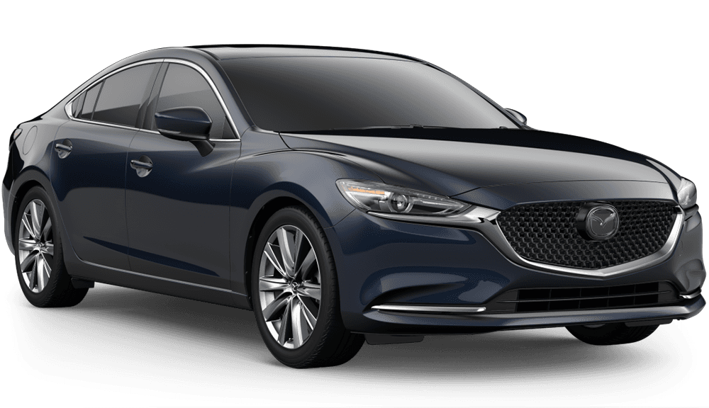 New 2019 Mazda6 Grand Touring Reserve Auto