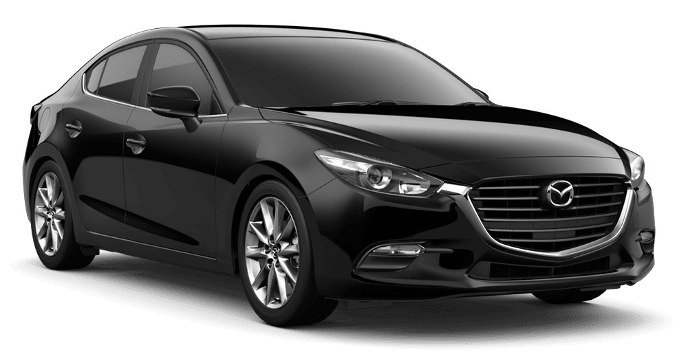 New 2018 Mazda3 4-Door Touring Manual